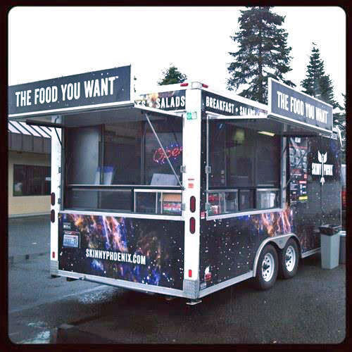 gourmet food trucks for sale