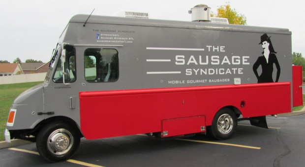 Sausage Syndicate food truck for sale
